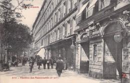 75 TOUT PARIS THEATRE DES NOUVEAUTES / 375 - Sin Clasificación