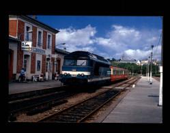 22 - LANNION - Gare - Train - Locomotive - Lannion