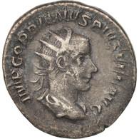Gordian III, Antoninianus, Rome, TTB, Billon, RIC:154 - 5. L'Anarchie Militaire (235 à 284)