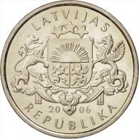Latvia, Lats, 2006, Vantaa, SPL+, Copper-nickel, KM:74 - Latvia