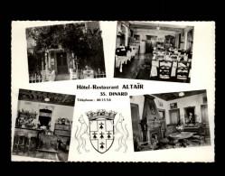 35 - DINARD - Hotel - Multi Vues - Carte Pub - Dinard