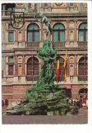 PK-CP Belgien, Antwerpen, Ungebraucht, Siehe Bilder! - *) - Antwerpen