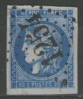 N°46Ba Oblitéré       - Cote 70€ -