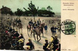 DEUTSCHE ARMEE KAISERMANOVER - Armée Allemande - Autres Communes