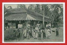 ASIE --  SRI LANKA - ( CEYLON )  -  Colombo  - - Sri Lanka (Ceylon)