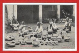 ASIE --  SRI LANKA - ( CEYLON )  - Sinhalese Potters - Sri Lanka (Ceylon)