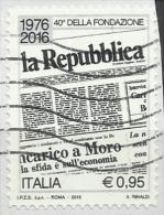 Italia 2016, La Repubblica (o) - 6. 1946-.. Repubblica