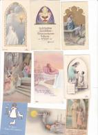 25585- Lot Neuf 9 Images Pieuses -diverses Plutot Récentes - Images Religieuses