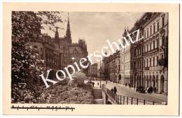 Reichenberg, Adolf-Hitler-Platz   (z1712) - Sudeten