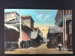 HABANA CALLE SAN RAFAEL - Postales
