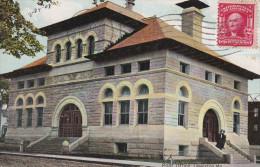 LEWISTON POST OFFICE 1908 - Lewiston