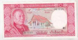Laos 500 Kip (1974) Unc - Laos