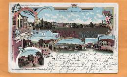 Gruss Aus Mauer Ohline Austria 1898 Postcard - Vienna