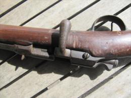 FUSIL GRAS 1866 1874 . Fonctionne . - Armas De Colección