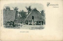 Suriname : Indianen Kamp - Surinam