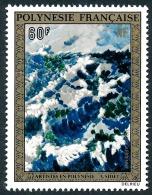 POLYNESIE 1973 - Yv. PA 79 **   Cote= 21,00 EUR - Tableau De A Sidet ..Réf.POL22823 - Poste Aérienne
