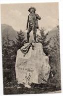 ANTON WALLNER DENKMAL IN KRIMML - Autriche