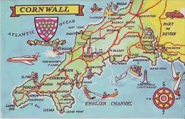 Divers       10       Cornwall - Pays De Galles