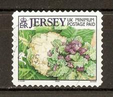 2001 - Vaches Et Produits Fermiers - Choux Fleur Et Brocolis N°977 - Jersey