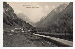 KAPRUNERTAL - JÄGERHAUSER IN DER WÜSTLAU - Autriche