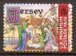 2001 - Noël - Adoration Des Bergers - N°1005 - Jersey