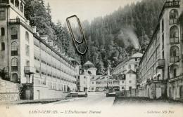 SAINT GERVAIS -74- L'ETABLISSEMENT THERMAL - Saint-Gervais-les-Bains