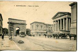 MONTPELLIER (34) - Animation Devant Le Palais De Justice - Montpellier