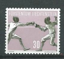 Liechtenstein - 1958 - Y&T 328 - Neuf ** - Liechtenstein