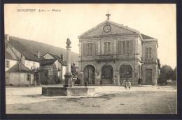 CPA 39 - BEAUFORT Du JURA - Mairie - Beaufort