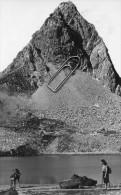 PRALOGNAN LA VANOISE -73- AIGUILLE DE LA VANOISE ET LAC LONG - Pralognan-la-Vanoise