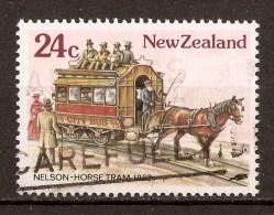 1985 - Nelson-Horse Tram De 1862 - N°889 - Gebraucht
