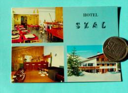 05 - VARS LES CLAUX - HOTELSKAL - - France