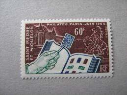 S P M  P 371 ** PHILATEC - Neufs