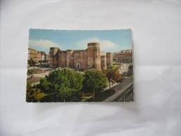 CARTOLINA CATANIA CASTELLO URSINO - Catania