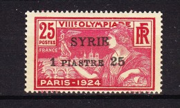 LOT 3 SYRIE N° 123 ** - Siria (1919-1945)