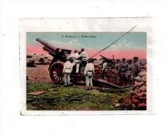 Militaria , Artillerie , Au Verso Inscription  Le Larsac ? - Manoeuvres
