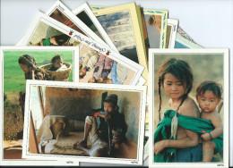Asie NEPAL -Lot De 15  Cartes Cpm - Scan R/V Des 15 Cartes- - Népal