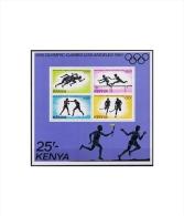 Kenia Block 23 ** - Kenia (1963-...)