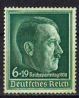 DR 1938 // Mi. 672 ** - Germany