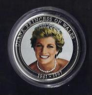 Diana Princess Of Wals. 2006 .35 Mm.15 Gr. - Monnaies & Billets