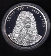Louis XIV . 2001. 40 Mm .22 Gr - Monnaies & Billets