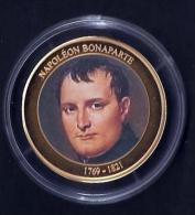 Napoléon  1er  .2007. 35 Mm .15 Gr - Monnaies & Billets