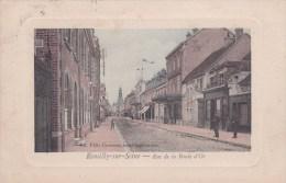 ROMILLY Sur SEINE Rue De La Boule D'or - Romilly-sur-Seine