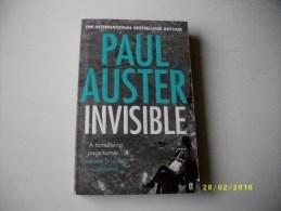 Invisible En Anglais - Livres, BD, Revues