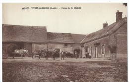 28 Vitray En Beauce - Ferme De M. Pichot - Autres Communes
