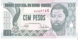 Guinea-Bissau - Pick 11 - 100 Pesos 1990 - Unc - Guinea–Bissau