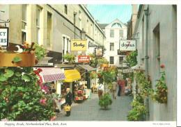 Regno Unito (Inghilterra, Great Britain) Bath, Avon - Shopping Arcade, Northumberland Place - Bath