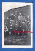 Photo Ancienne - WANGEN ( Bas Rhin ) Groupe De Soldat 9e & 11e Régiment - Cachet Gestion Des Gares - Chemin De Fer Train - War, Military