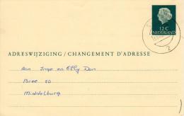 Vhk 35  Sluis - Middelburg - Postal Stationery