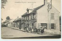 FLEXANVILLE - Café Du Commerce - Francia